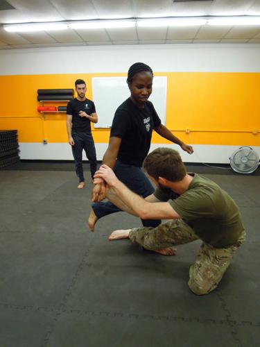 Harimau Silat Training 11-20-13
